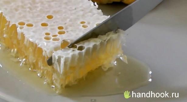 Мёд для медового массажа