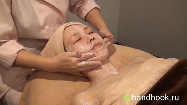 японский массаж 12