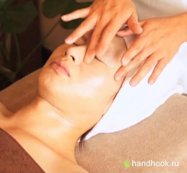 японский массаж 6