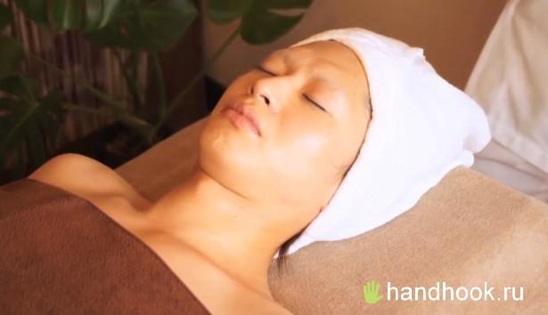 японский массаж 7